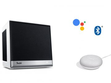 One S met Google Home Mini