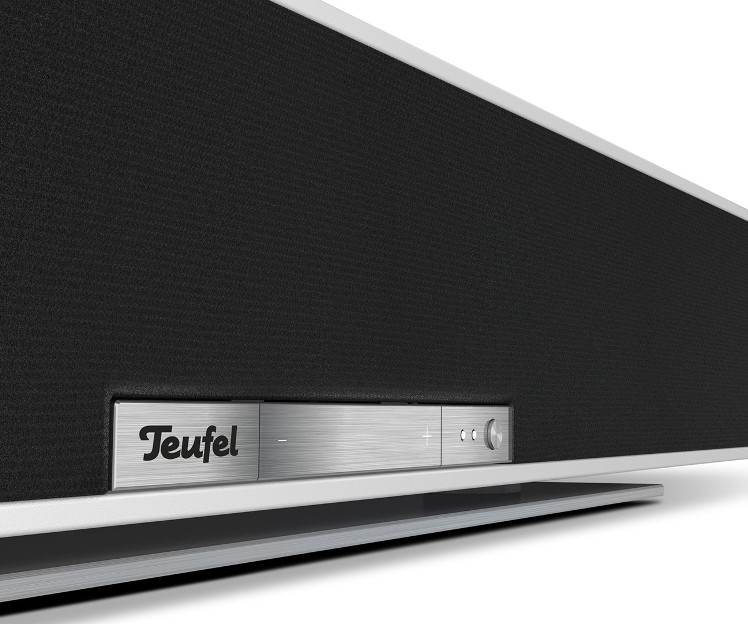 Multiroom compatible soundbar van Teufel