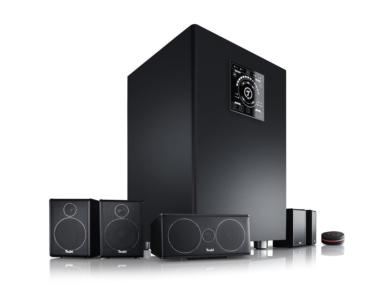 5.1-Sets Teufel Concept E 450 Digital